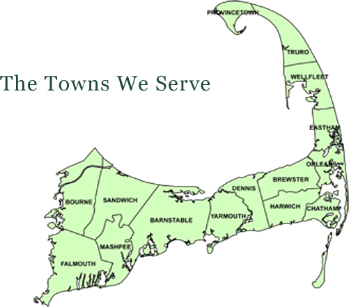 The Towns We Serve
