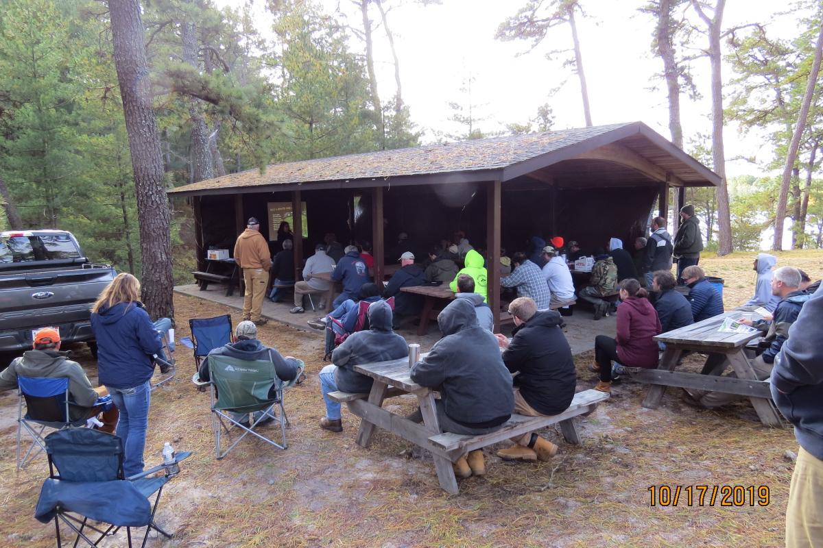 Field Day 2019 Presentations